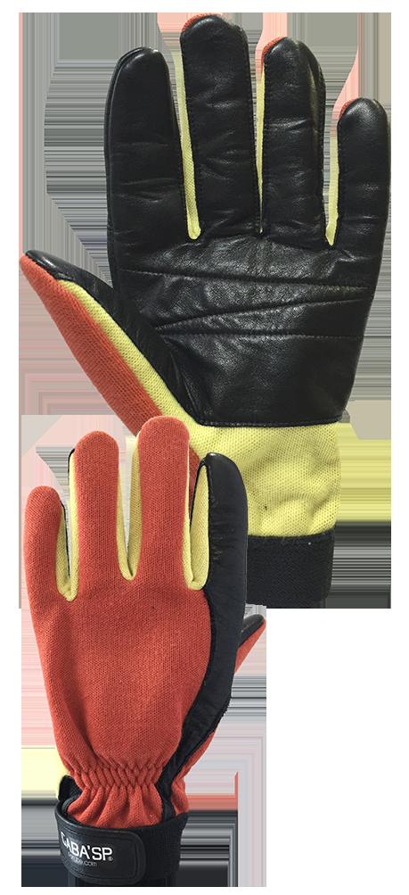 耐切創・耐炎手袋の写真
